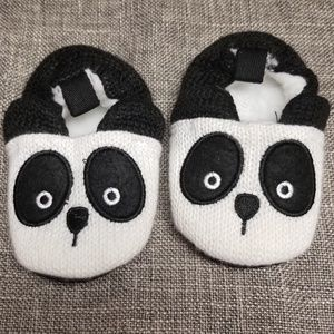 Other - Infant panda slippers